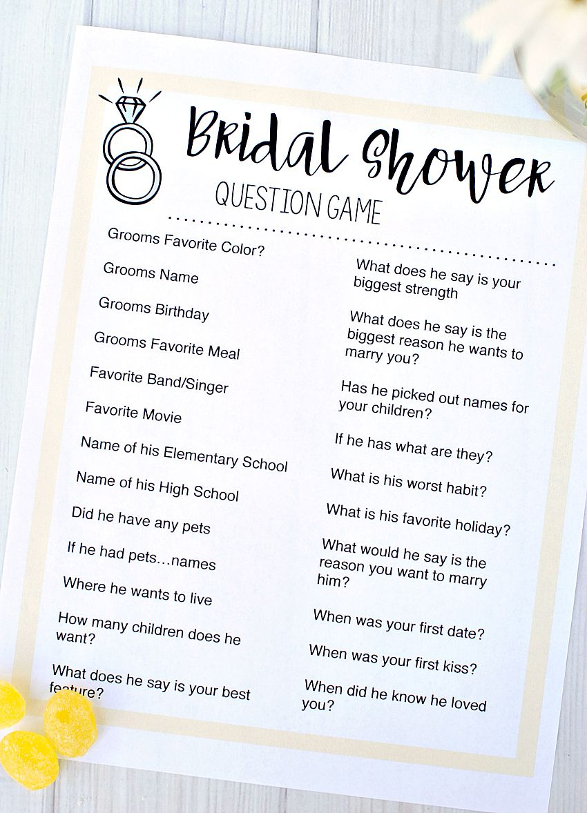 Free Printable Bridal Shower Games   Bridal Shower   Pinterest - Free Printable Bridal Shower Games And Activities