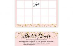 Free Printable Bridal Shower Games – Chicfetti – Free Printable Household Shower Games