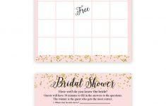 Free Printable Bridal Shower Games – Chicfetti – Free Printable Household Shower Games