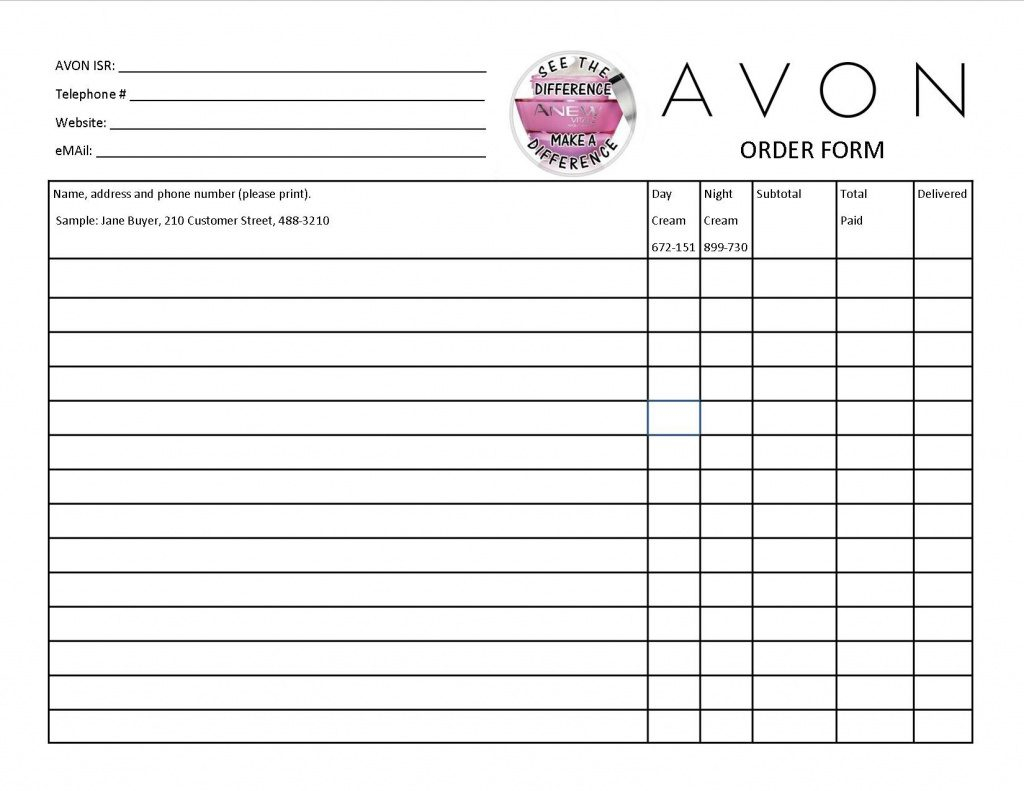 Free Printable Brochure Templates Avon Flyers Templates Yourweek In - Free Printable Avon Flyers