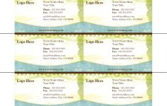 Free Printable Business Cards Templates | Ellipsis - Free Printable Business Templates