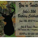 Free Printable Camo Birthday Invitations | Nono | 50Th Birthday   Free Printable Camouflage Invitations