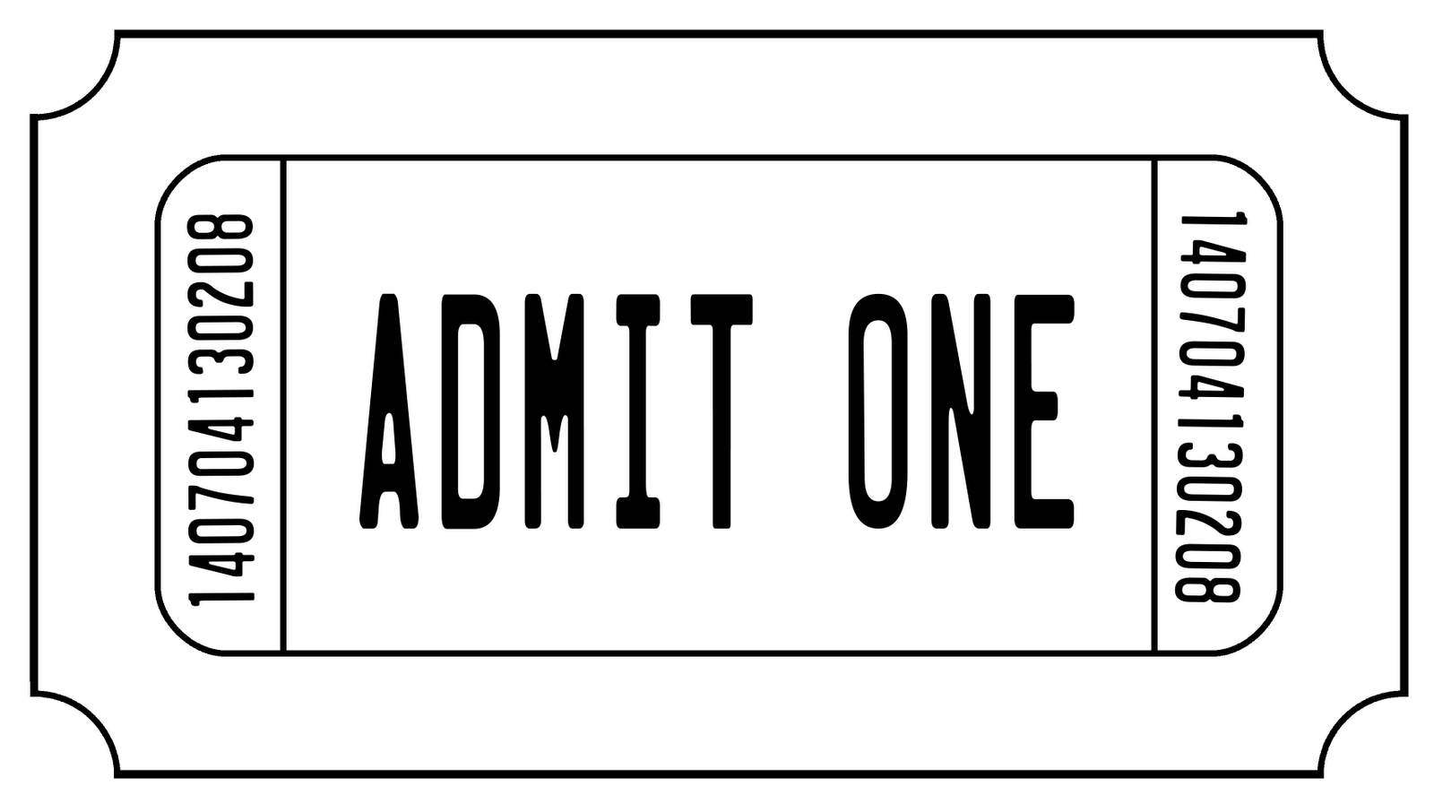 Free Printable Carnival Tickets, Download Free Clip Art, Free Clip - Free Printable Admission Ticket Template