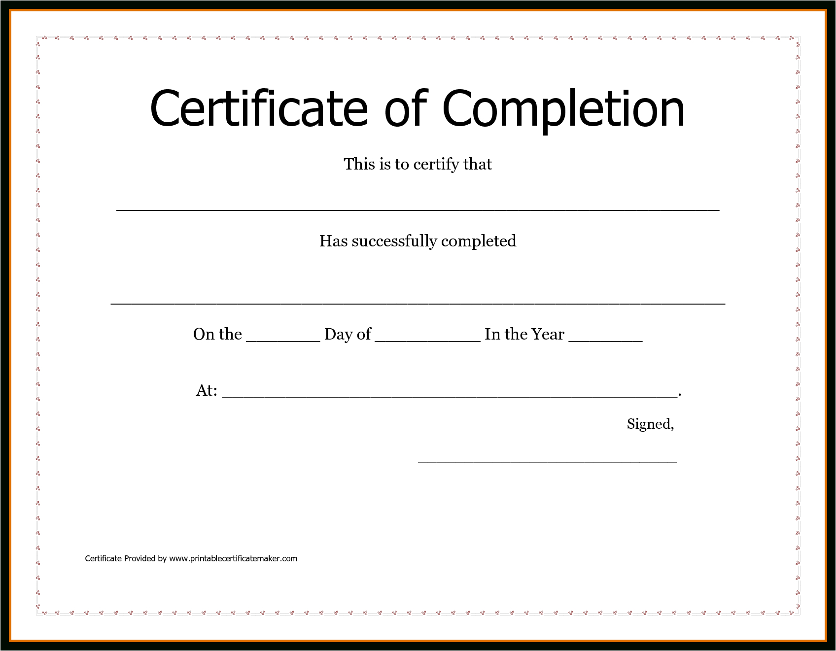 Free Printable Certificate Of Achievement Word Template Letter - Free Printable Certificates Of Achievement