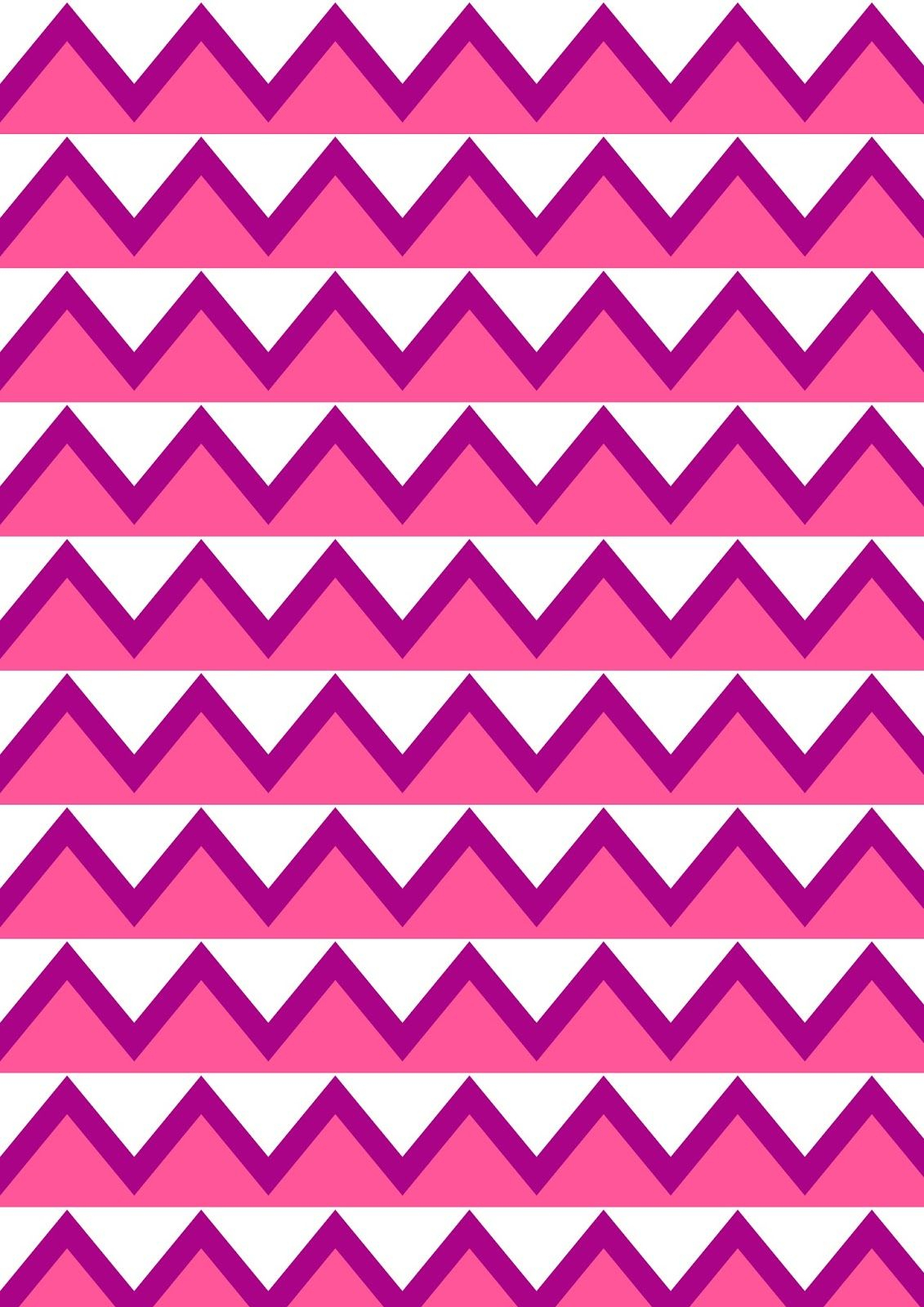 Free Printable Chevron Pattern Paper - For Gift Wrapping And Paper - Free Printable Pattern Paper Sheets