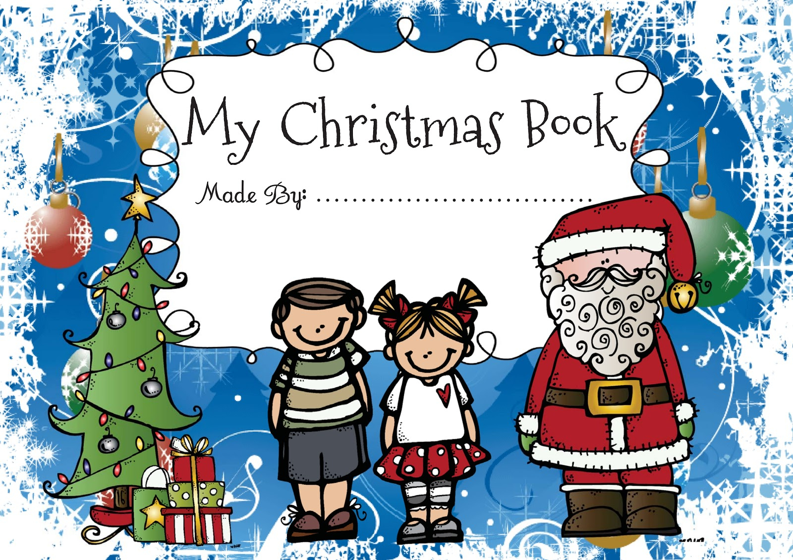 Free Printable Christmas Books For Kindergarten – Festival Collections - Free Printable Christmas Books For Kindergarten
