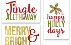 Free Printable Santa Gift Tags