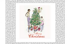 Free Printable Christmas Hidden Picture Games