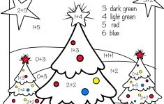 Free Printable Christmas Worksheets For Third Grade