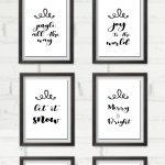 Free Printable Christmas Signs   Sarah Titus   Free Printable Signs