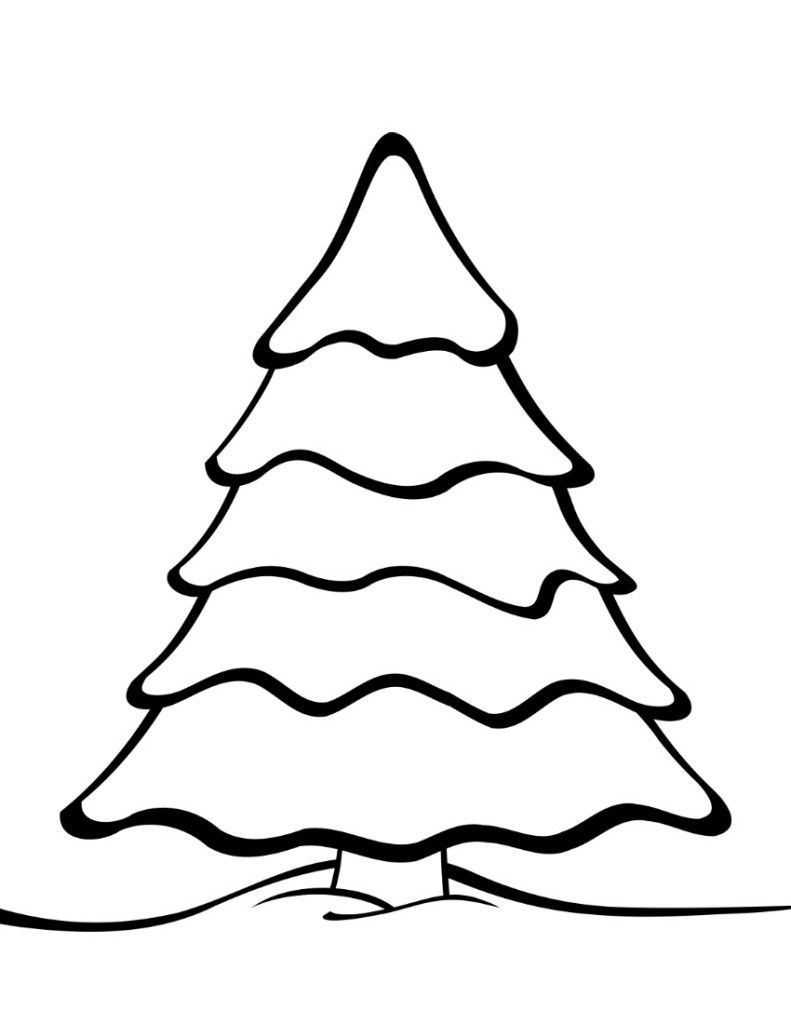Free Printable Christmas Tree Templates | Christmas | Pinterest - Free Printable Christmas Tree Ornaments Coloring Pages