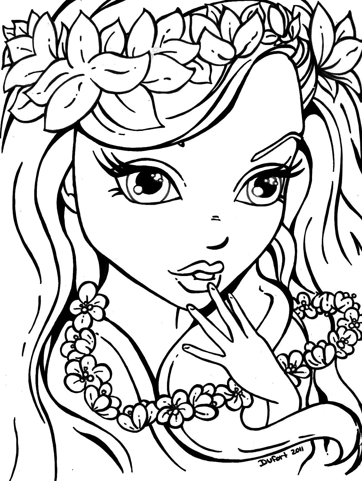 Free Printable Coloring Pages For Teens Girls Download Books 1225 - Free Printable Coloring Pages For Teens