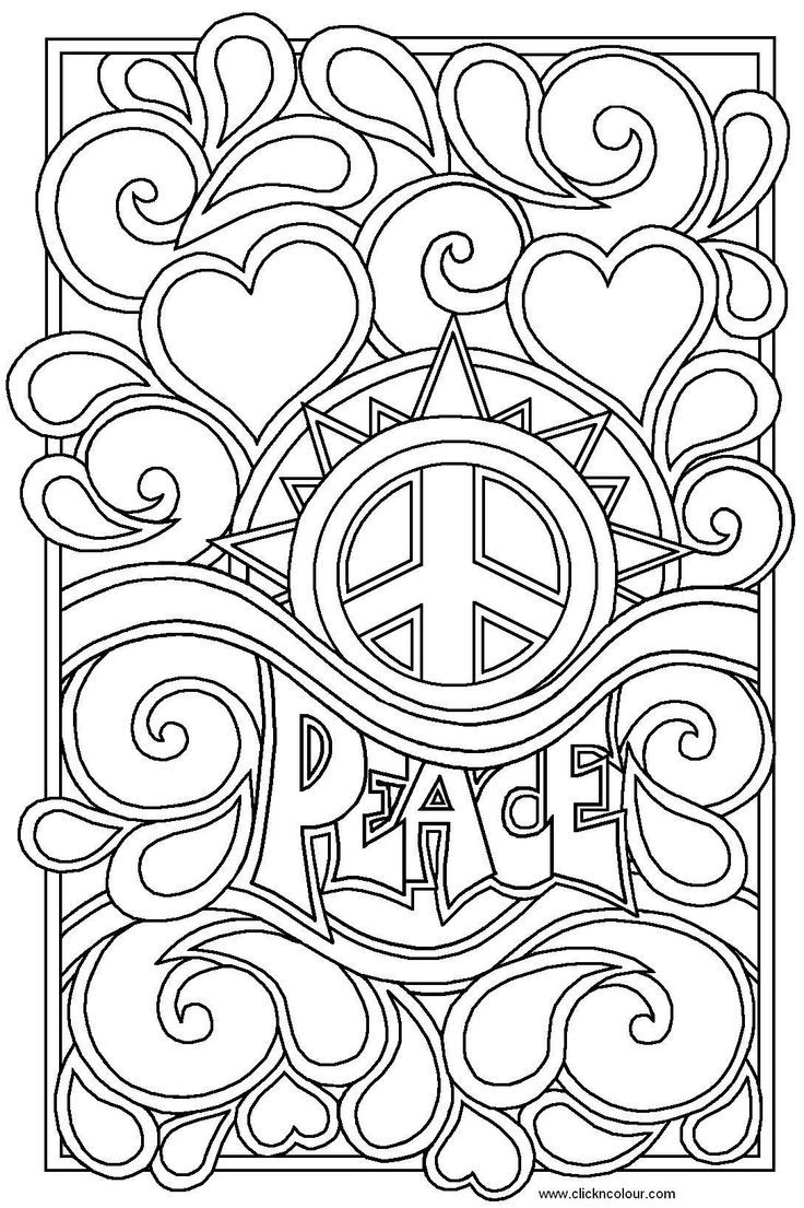 Free Printable Coloring Pages For Teens - Thebackroom - Free Printable Coloring Pages For Teens