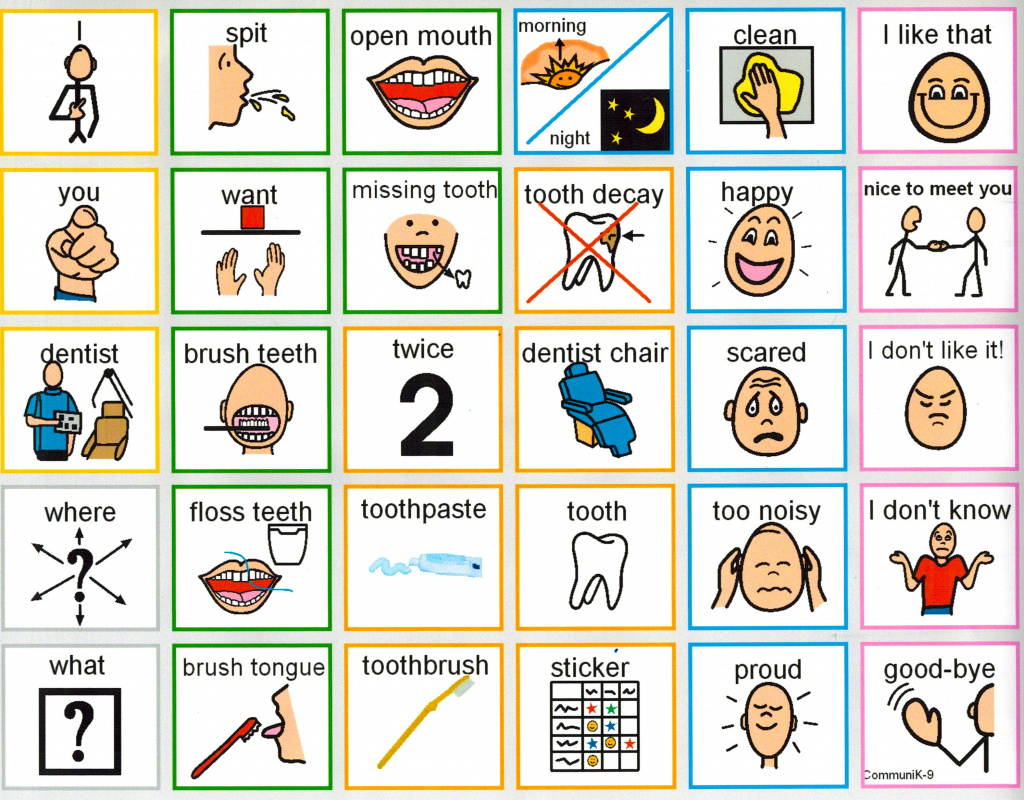 Free Printable Communication Boards For Stroke Patients Going To The - Free Printable Communication Boards For Adults
