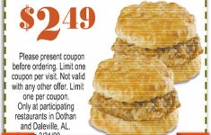 Free Printable Coupons For Bojangles