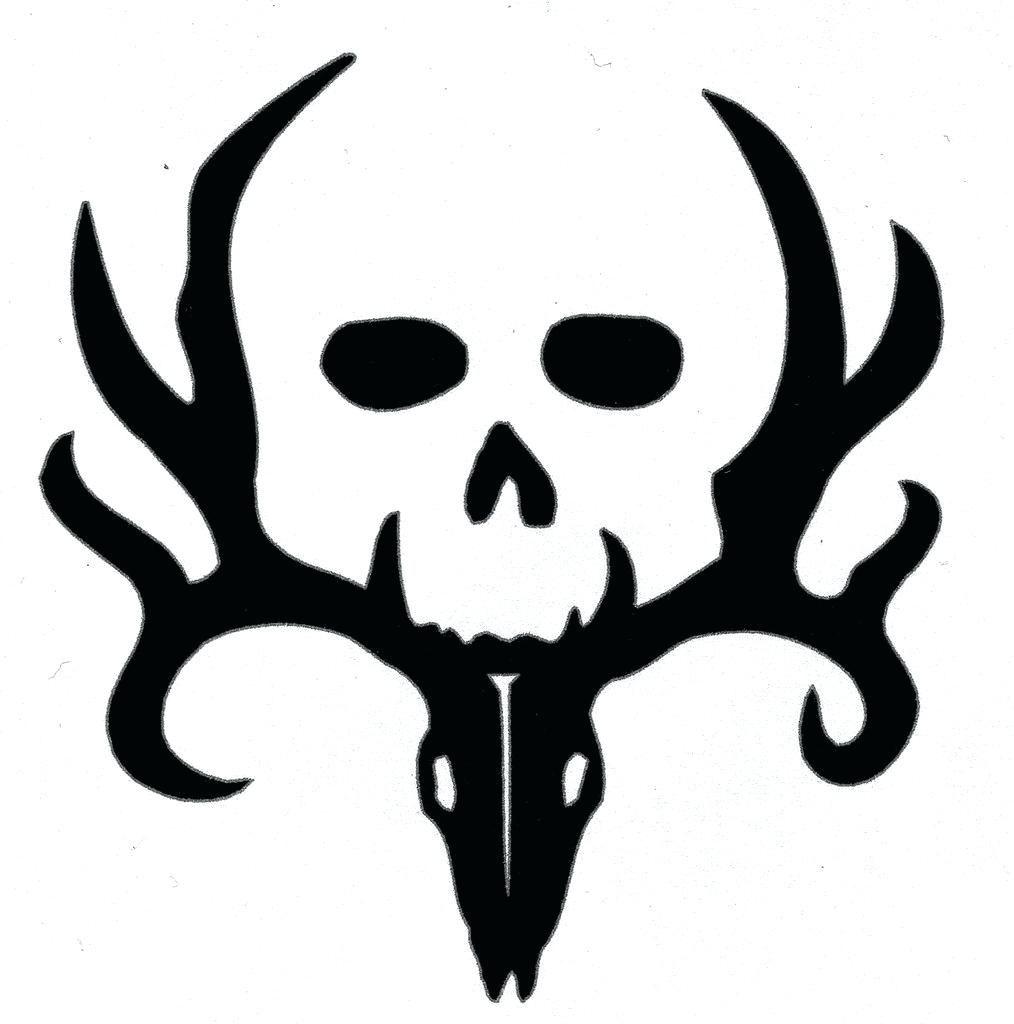 Free Printable Deer Pumpkin Stencils | Free Printable - Free Printable Deer Pumpkin Stencils