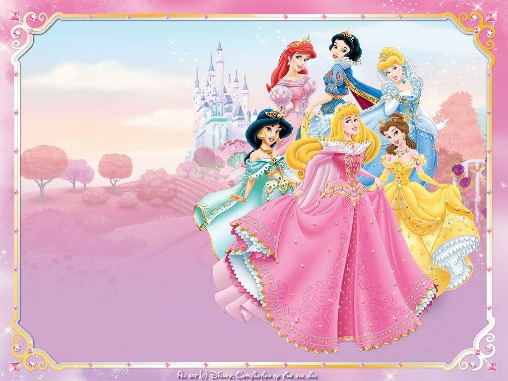 Free Printable Disney Princess Birthday Invitation Templates | 4Th - Disney Princess Free Printable Invitations