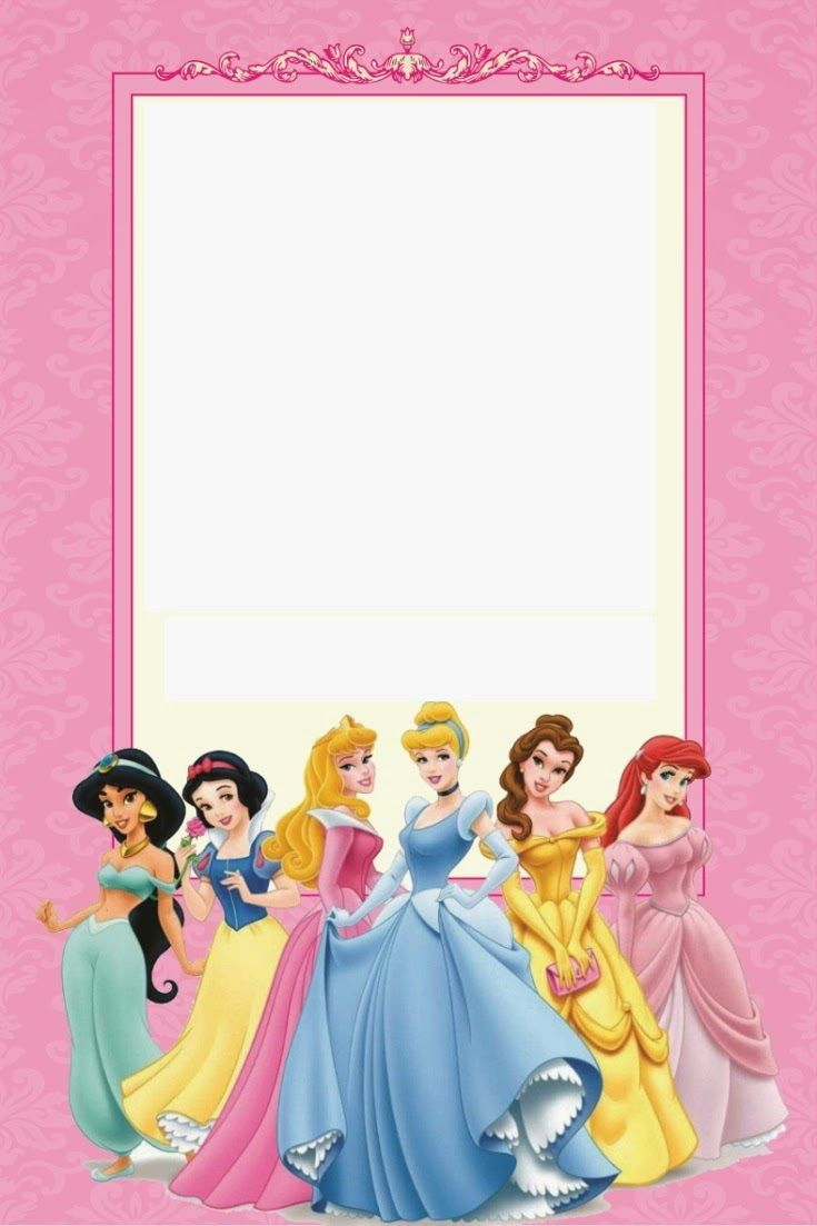 Free Printable Disney Princess Ticket Invitation | Party - Disney Princess Free Printable Invitations