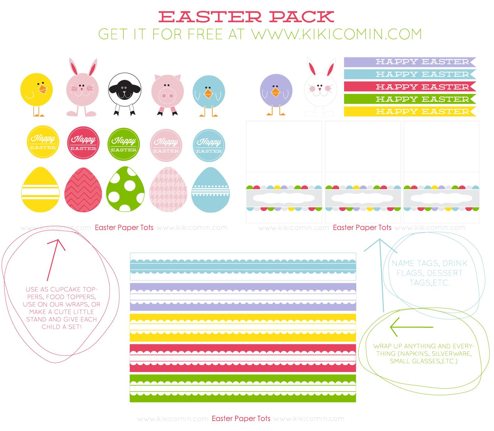 Free Printable Easter Basket Name Tags – Hd Easter Images - Free Printable Easter Basket Name Tags