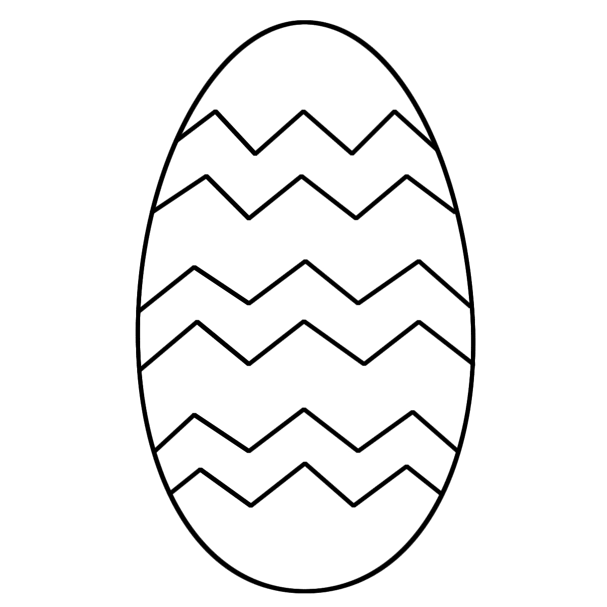 Free Printable Easter Egg Vector Stock - Rr Collections - Easter Egg Template Free Printable