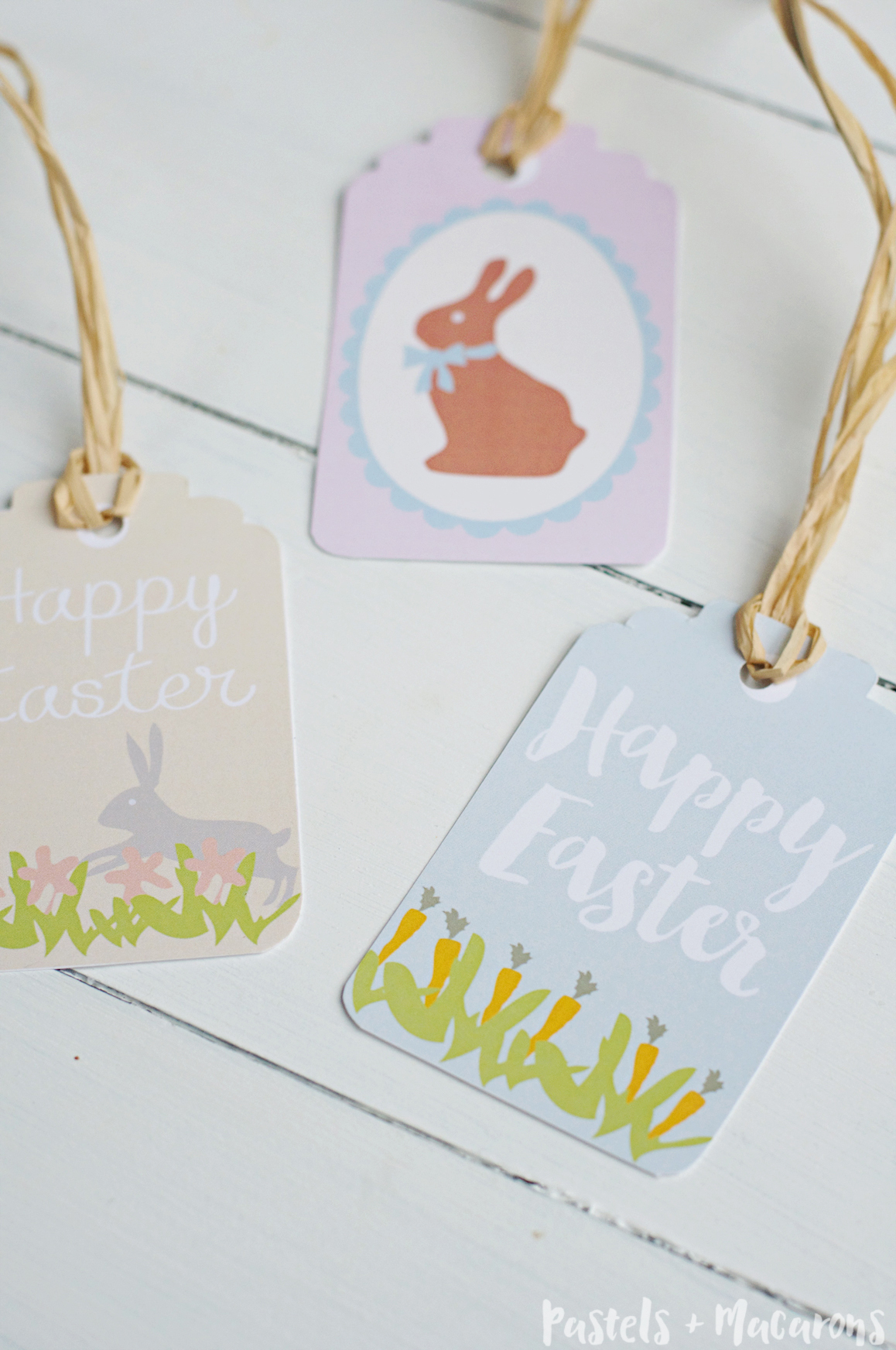Free Printable Easter Gift Tags - Free Printable Easter Tags