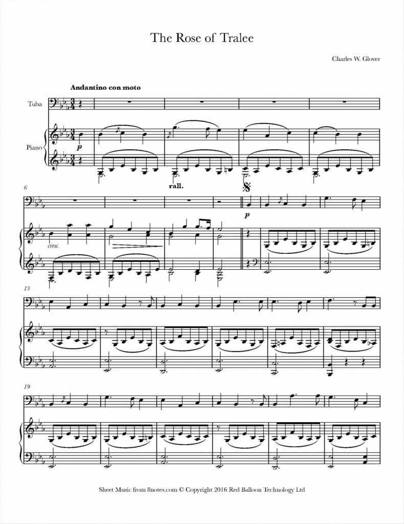 Free Printable Easy Piano Sheet Music Popular Songs .. - Panther - Free Printable Piano Sheet Music For Popular Songs