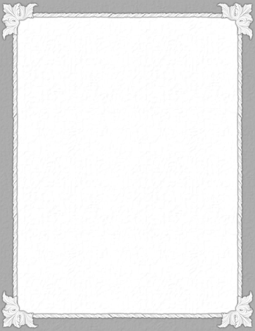 Free Printable Elegant Stationery Templates – Dltemplates - Free Printable Elegant Stationery Templates
