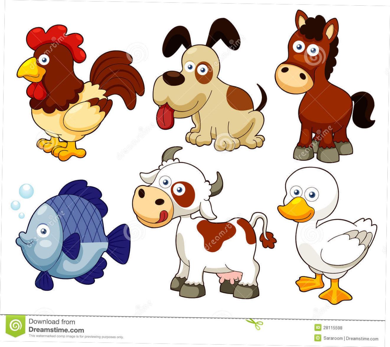 Free Printable Farm Animal Cutouts 2018 – Ilcorrieredispagna - Free Printable Farm Animal Clipart