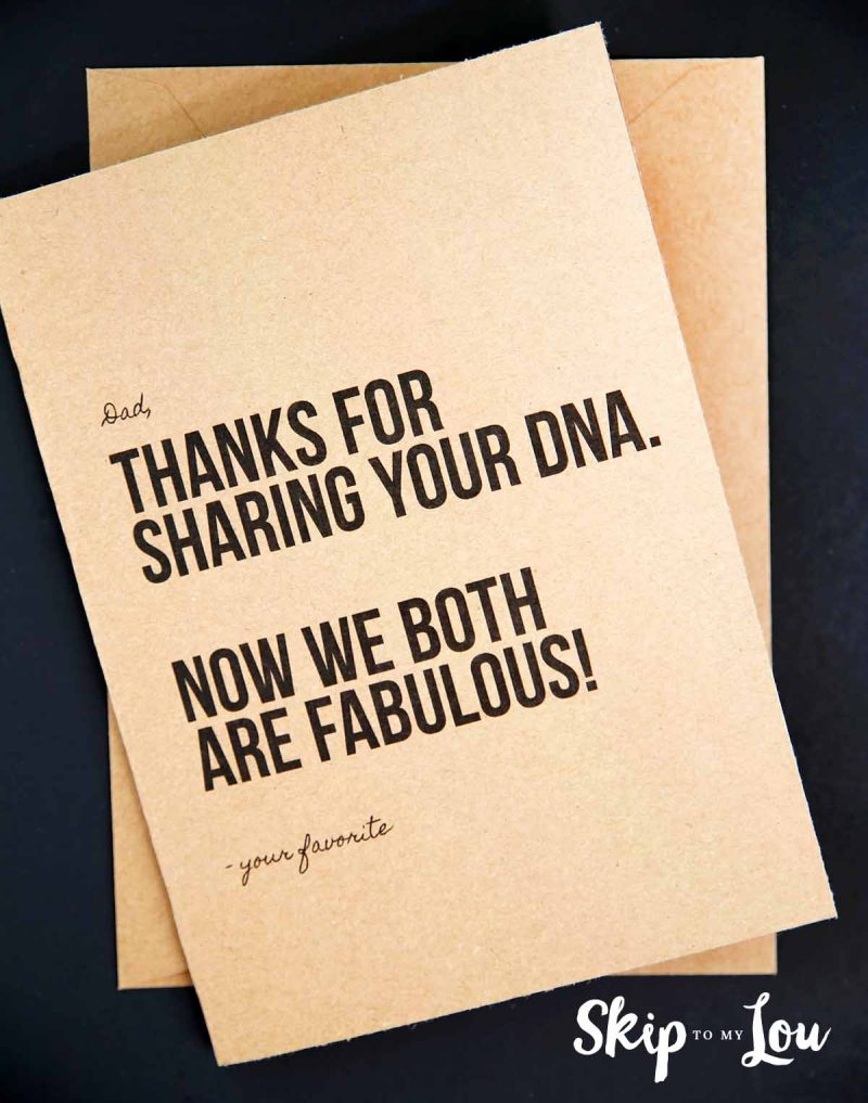 Free Printable Fathers Day Cards That Are Super Funny! - Cards Sign Free Printable