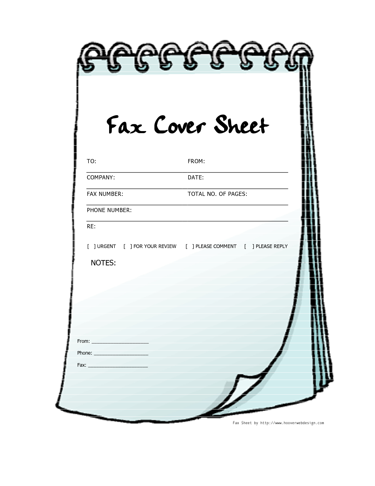 Free Printable Fax Cover Sheets | Free Printable Fax Cover Sheet - Free Printable Fax Cover Page