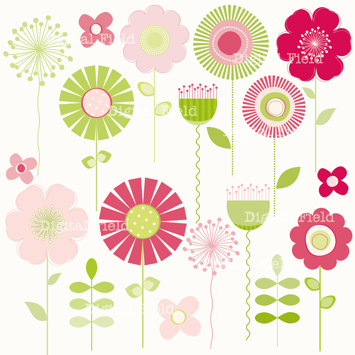 Free Printable Flower Cliparts, Download Free Clip Art, Free Clip - Free Printable Clip Art Flowers