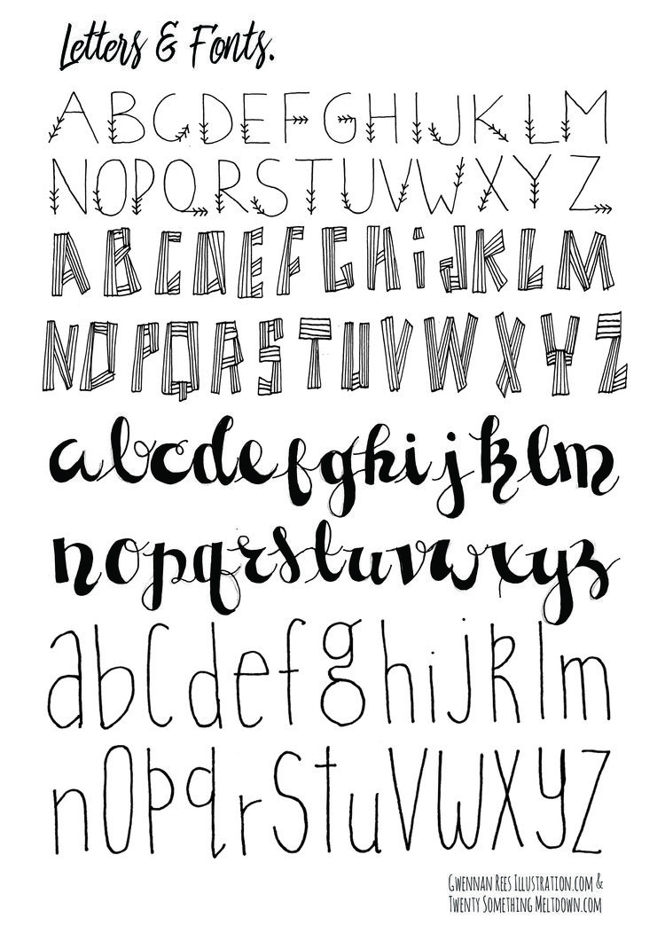 Free Printable Fonts No Download | Download Them Or Print - Free Printable Fonts No Download