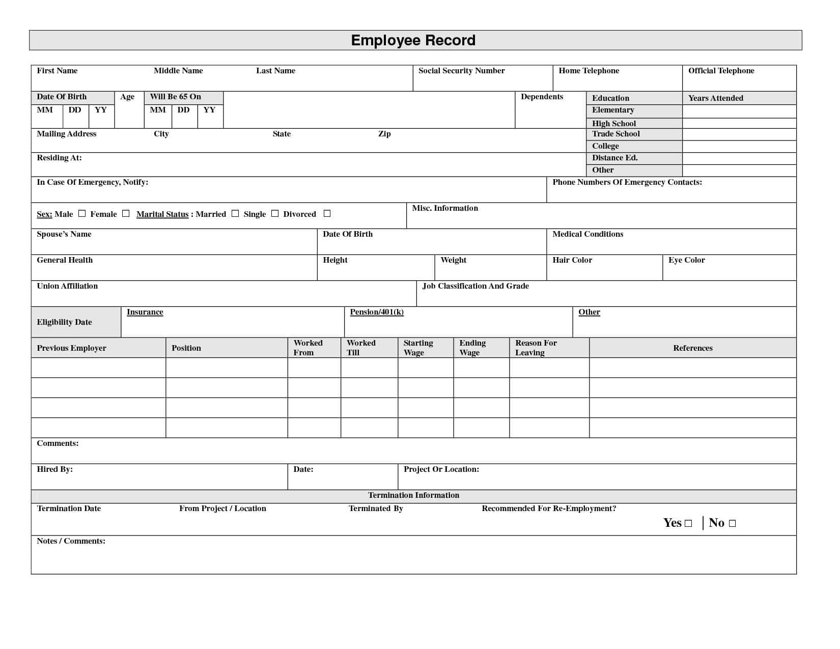 Free Printable Forms For Organizing And Agreement Contract Templates - Free Printable Forms For Organizing