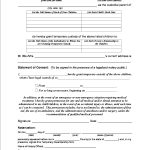 Free Printable Forms For Single Parents | Karla's Personal   Free Printable Temporary Guardianship Form
