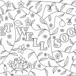 Free Printable Get Well Soon Cards 1 4   Ncurjh   Free Printable Get Well Cards To Color