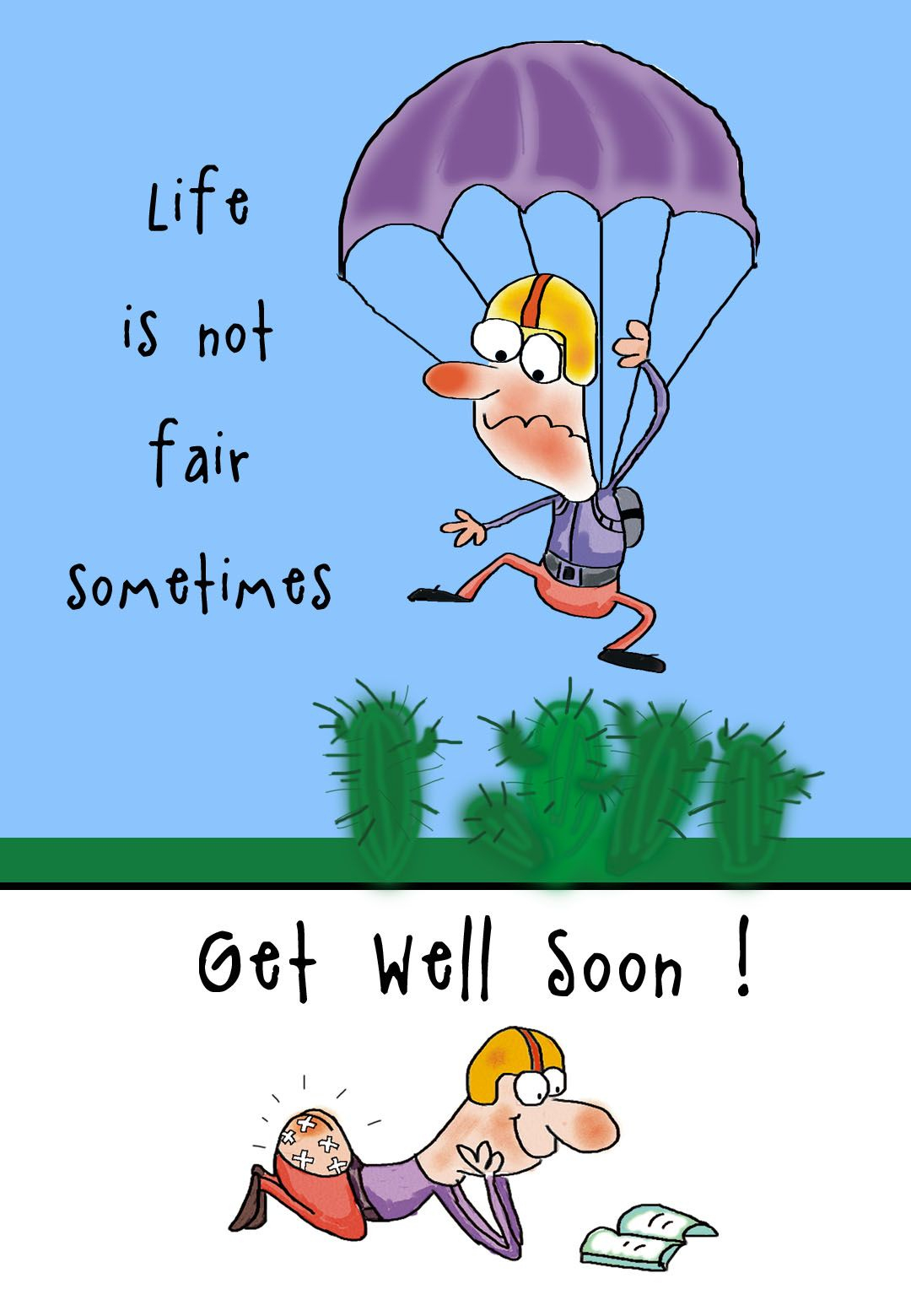 Free Printable Get Well Soon Greeting Card | Just Cute! - Free Printable Get Well Soon Cards