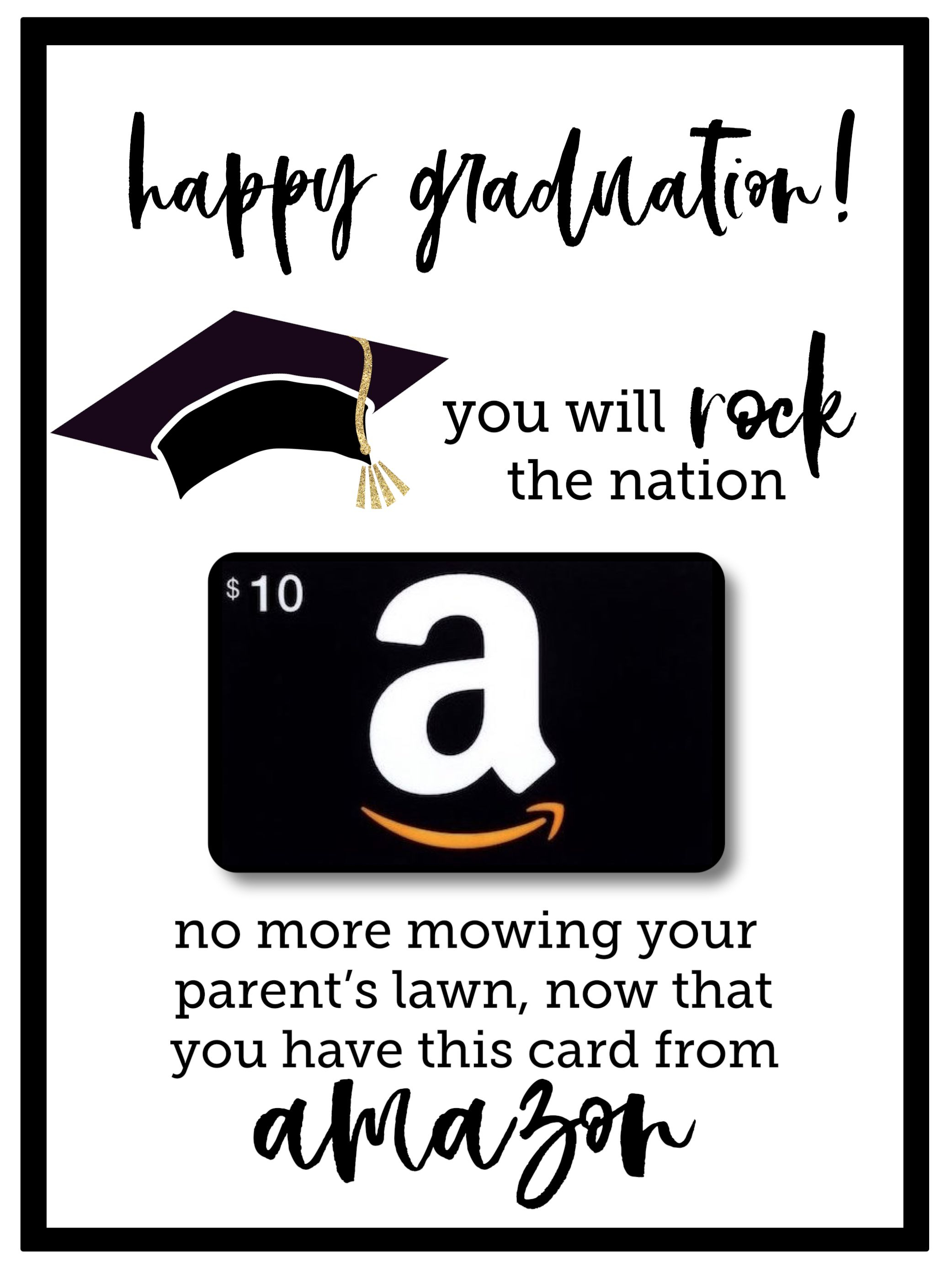 Free Printable Graduation Card | Gifts | Pinterest | Graduation - Graduation Cards Free Printable Funny