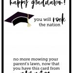 Free Printable Graduation Cards | Bestprintable231118 – Free Printable Graduation Cards