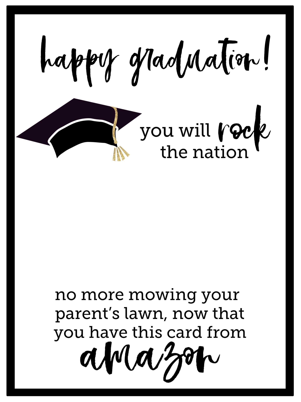 Free Printable Graduation Cards | Bestprintable231118 - Free Printable Graduation Cards