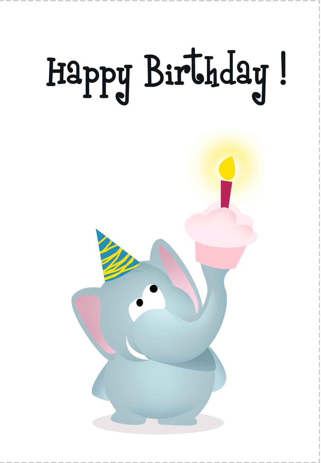 Free Printable Greeting Cards Of All Kinds. With Matching Printable - Free Printable Birthday Cards For Boys