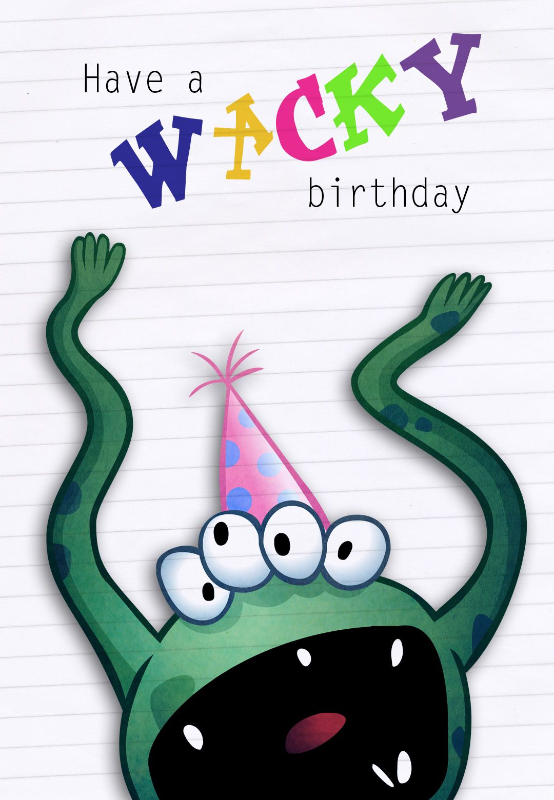 Free Printable Greeting Cards - The Kids Love To Make Cards With - Free Printable Birthday Cards For Kids