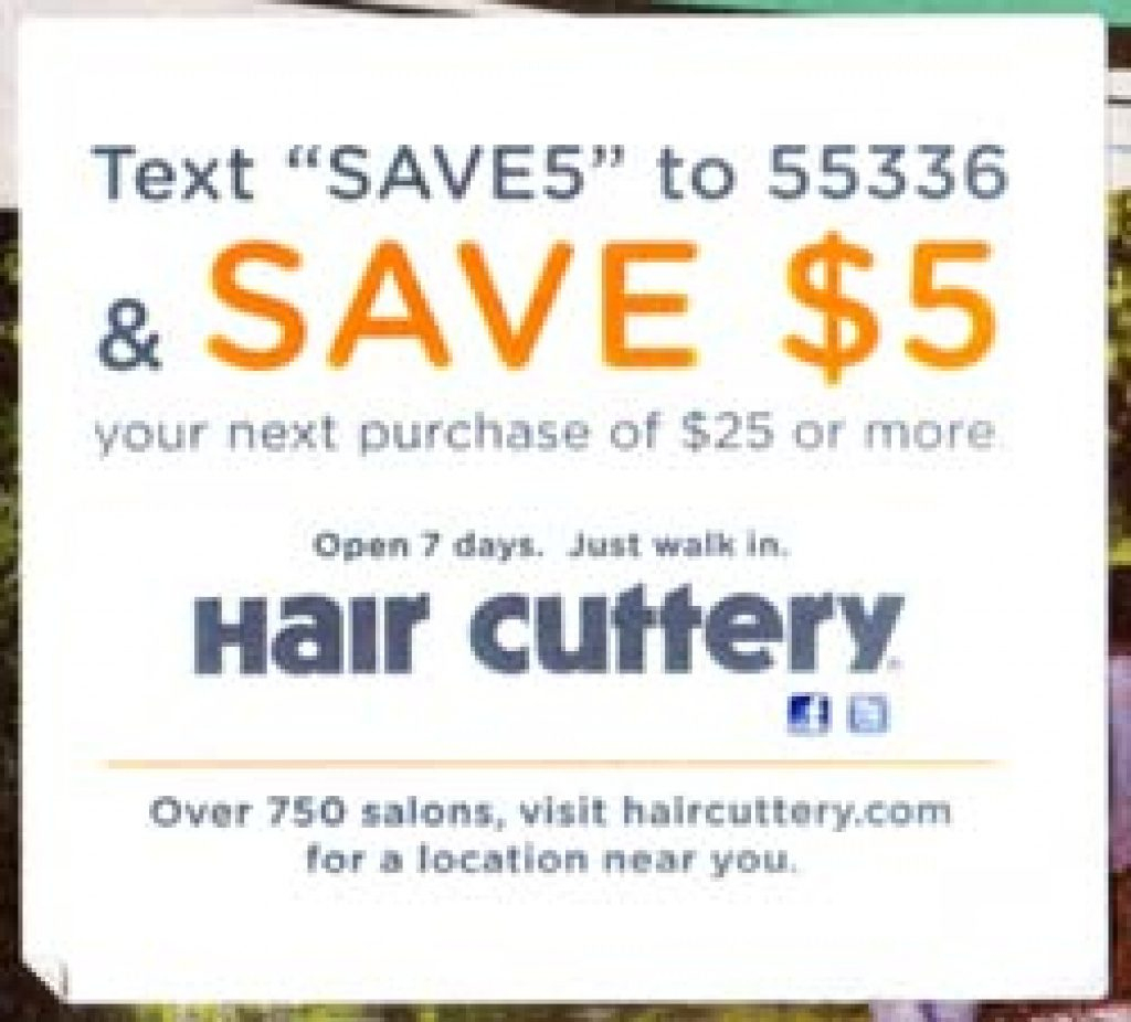 Free Printable Hair Cuttery Coupons | Free Printable - Free Printable Hair Cuttery Coupons