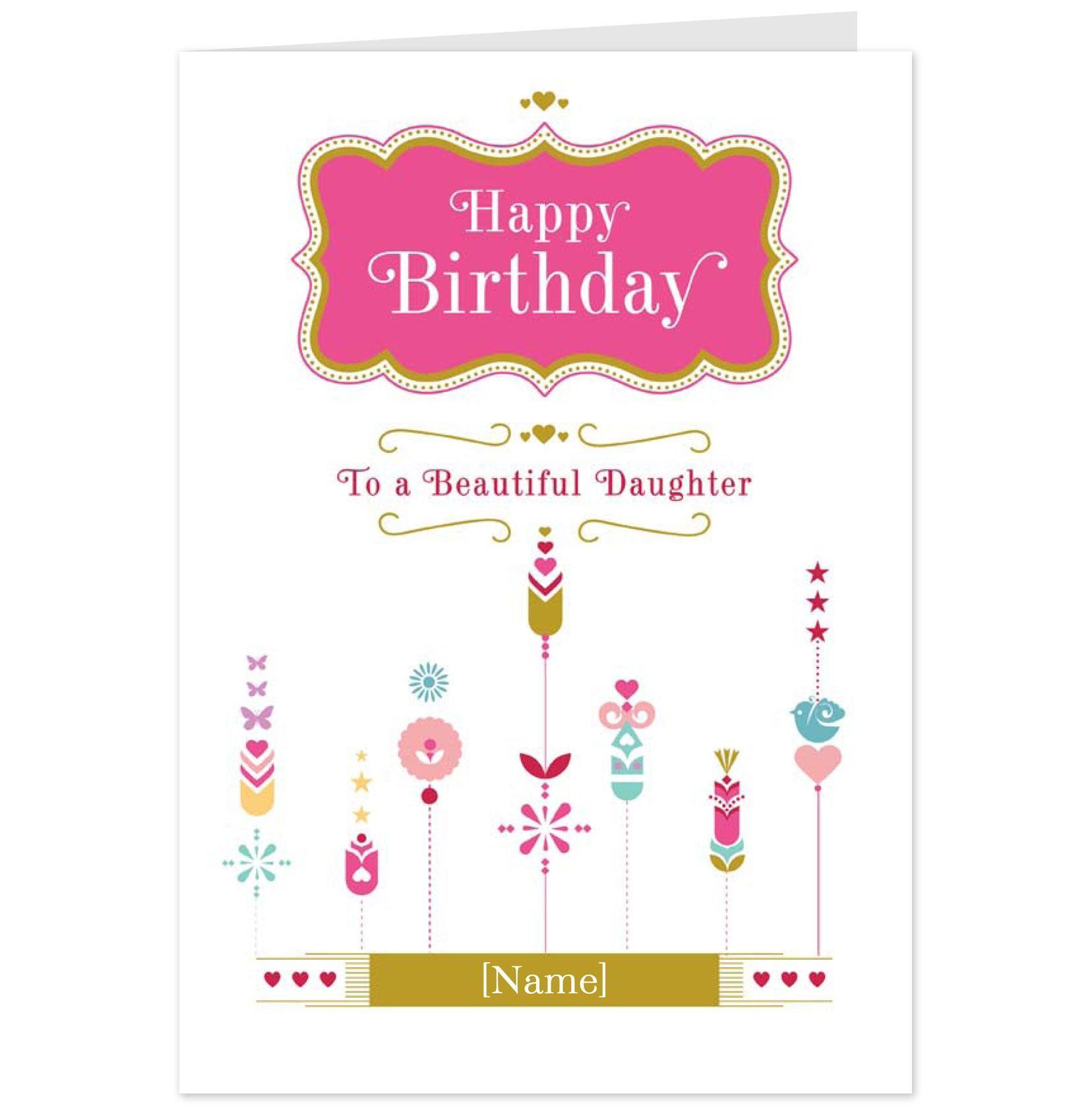 Free Printable Hallmark Birthday Cards | My Birthday - Free Printable Hallmark Birthday Cards