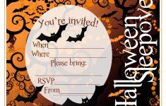 Free Printable Halloween Party Invitations