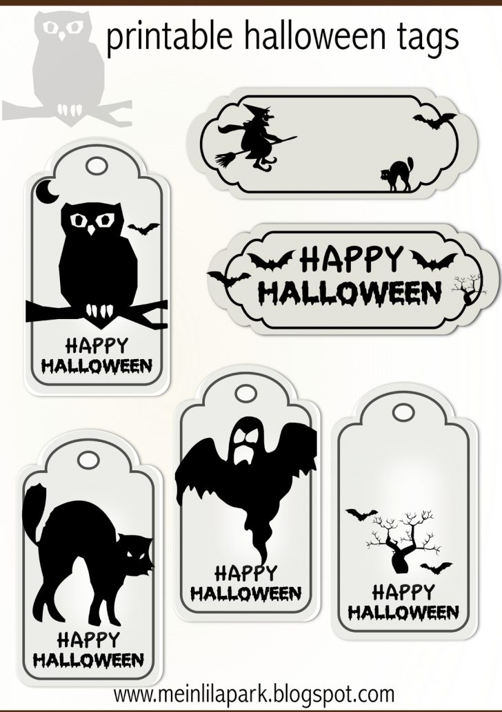 Free Printable Goodie Bag Tags