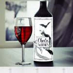 Free Printable Halloween Wine Bottle Labels | Ultimate Diy Board   Free Printable Wine Labels With Photo