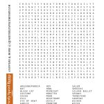 Free Printable Halloween Word Search Puzzles | Halloween Puzzle For   Free Printable Word Search Puzzles