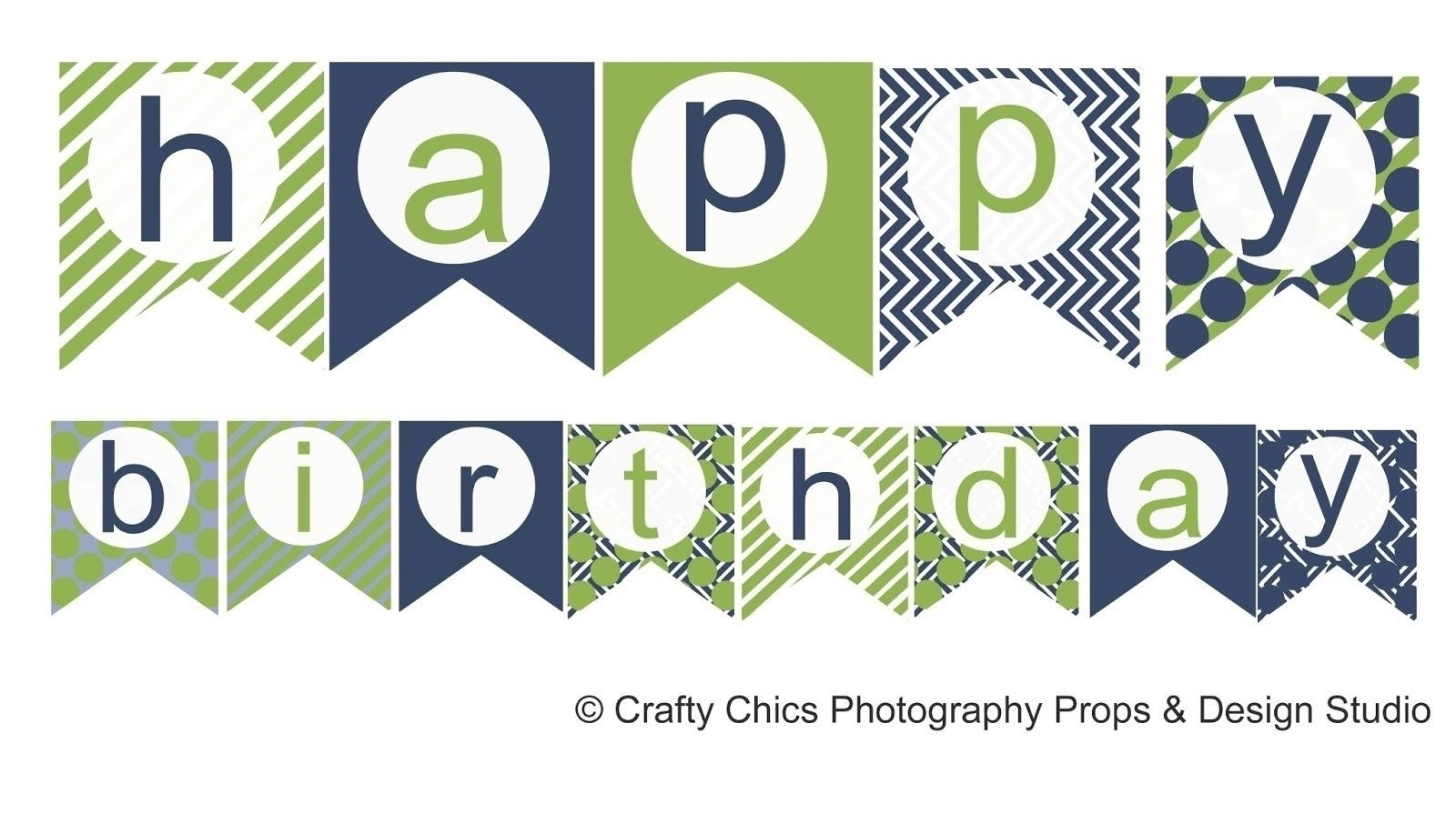Free Printable Happy Birthday Banner Templates | Bestprintable231118 - Free Printable Happy Birthday Banner Templates