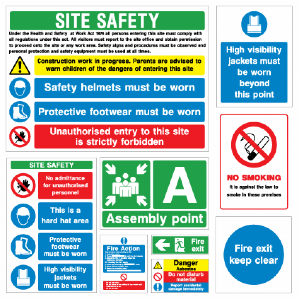Free Printable Health And Safety Signs | Free Printable - Free Printable Health And Safety Signs