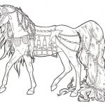 Free Printable Horse Coloring Pages For Adults | Coloring Pages   Free Printable Horse Coloring Pages